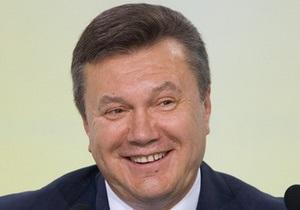 Януковичу исполнилось 60 лет