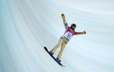 Сноуборд: Американка Фаррингтон выигрывает хафпайп