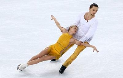 Фигурное катание: Татьяна Волосожар и Максим Траньков уверенно выигрывают  золото