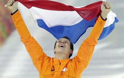 Голландский конькобежец признался, что был на грани самоубийства