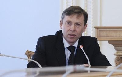 Оппозиция не ведет консультаций о создании коалиционного правительства – Соболев