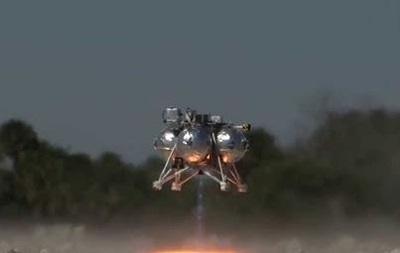 NASA успешно испытало прототип космического посадочного модуля Morpheus