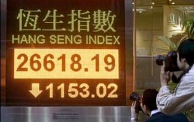 Фондовый рынок Гонконга закрылся ростом