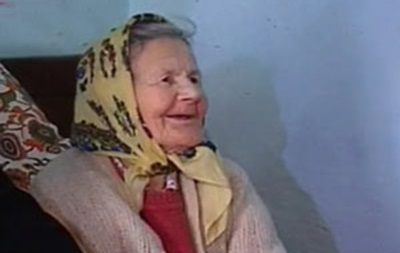 Самой старой жительнице Украины 14 февраля исполнилось 117 лет