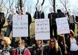 Во Всемирный день борьбы с гепатитами в Киеве пройдет акция Победим С