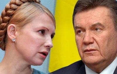Тимошенко готова обсудить с Януковичем условия его ухода из власти и гарантии защиты