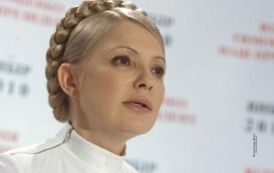 Конституцию нужно менять только одновременно с системой парламентских выборов - Тимошенко