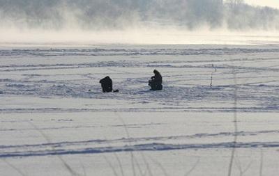 В Белой Церкви провалились под лед и погибли два человека