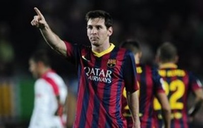 Месси установил очередной рекорд в Испании
