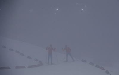 Биатлон: Мужской масс-старт перенесли на следующий день из-за тумана