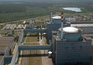 Гендиректор Хмельницкой АЭС просит не верить слухам об аварии на станции