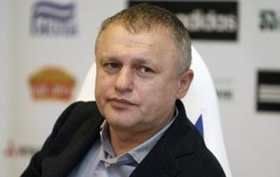 Суркис: Валенсии в Киеве ничего не угрожает. В городе тихо
