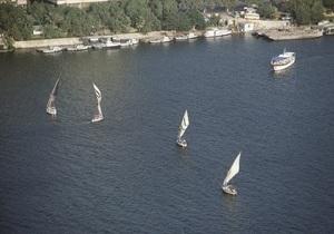 На юге Египта затонул прогулочный катер: десять человек пропали без вести