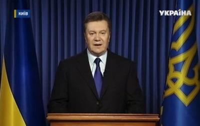 Президент призвал оппозицию отмежеваться от радикалов, иначе -  другой разговор