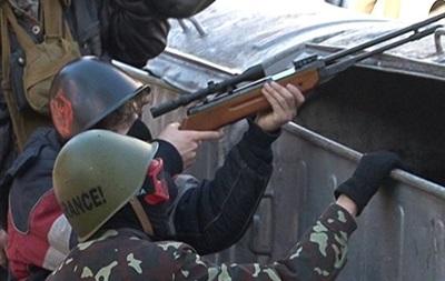 В убитых и раненых могли стрелять из толпы митингующих - МВД
