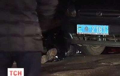 В Киеве расстреляли сотрудников ГАИ