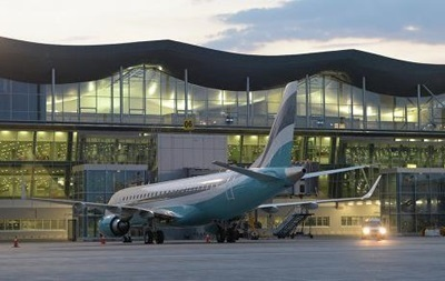 Международный аэропорт Борисполь работает в штатном режиме