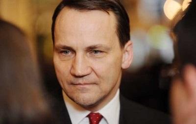 Глава МИД Польши посетит Киев по просьбе руководства ЕС