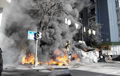 Швеция назвала события в Украине «черным днем» Европы
