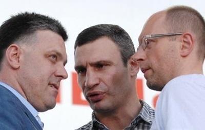 Оппозиция вместе с западными дипломатами настаивают на переговорах с властями