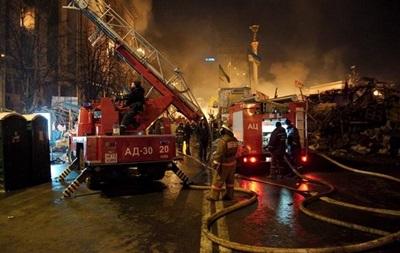 Из Дома профсоюзов эвакуирован 41 человек - спасатели