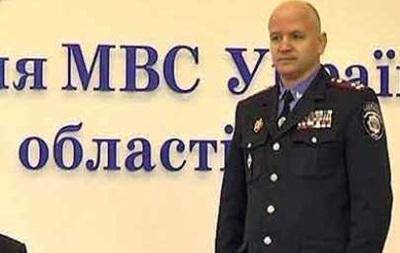 Начальник киевской милиции призвал митингующих прекратить радикальные действия