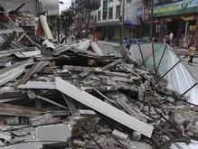 Толчки на юго-западе Китая разрушили более 420 тысяч строений