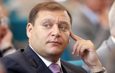 Киев исчерпал себя как столица - Добкин