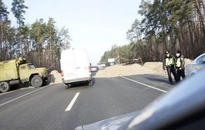ГАИ снимает блокпосты на въезде в Киев – депутат