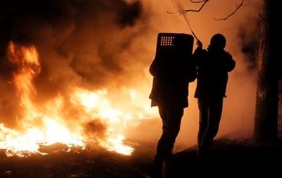 Активисты Майдана по ошибке избили охрану глав МИД стран Евросоюза – Управление госохраны