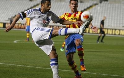 Фотогалерея: Как Динамо Валенсии на Кипре проиграло