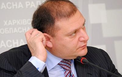 Добкин грозится ввести на территории Харьковской области спецрежим
