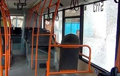 В Ровно обстреляли автобус с белорусами, ранен водитель