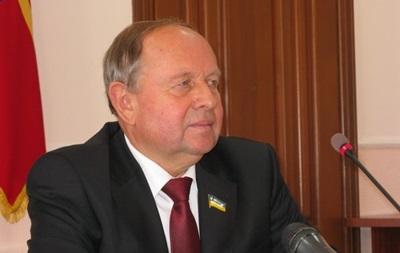 Глава Житомирского облсовета подал в отставку