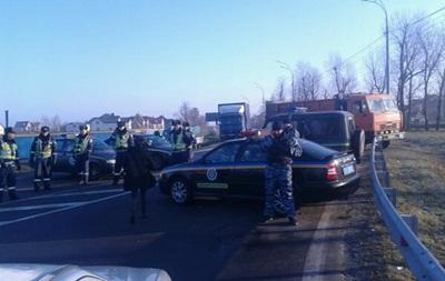 ГАИ уже сняла ограничения на въезд в Киев