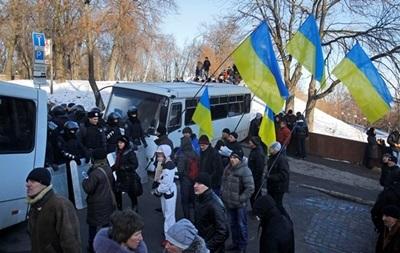 Киевскую область патрулируют отряды народной самообороны - МВД