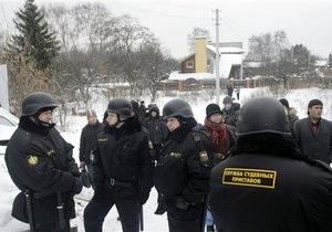 Снос поселка в Подмосковье: Медведев поручил прокуратуре проверить соблюдение прав граждан