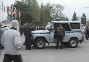 В российском Нальчике застрелен инспектор ДПС