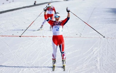Сочи-2014: Лыжный марафон закончился норвежским хет-триком