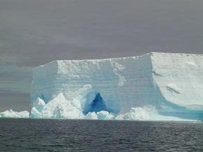 Подо льдом Антарктики обнаружены горы размером с Альпы