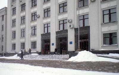 В Луганске штурмуют обладминистрацию