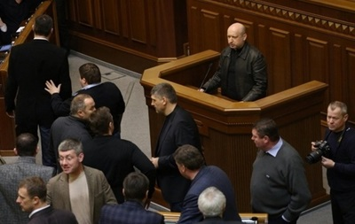 В Украине катастрофическая экономическая ситуация - Турчинов