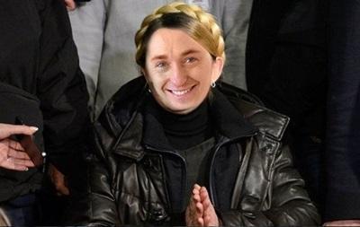 Безруков отшутился насчет того, что он сыграл Тимошенко на Майдане