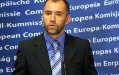 В Еврокомиссии признают легитимность Турчинова