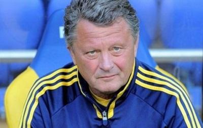 Мирон Маркевич подал в отставку с поста главного тренера Металлиста