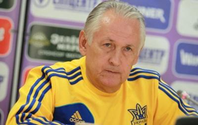Фоменко вызвал в сборную Украины Тимощука и Пилявского