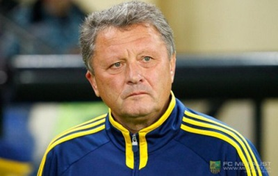 Официально: Металлист принял отставку Мирона Маркевича