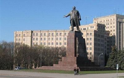 Евромайдан отложил демонтаж памятника Ленину в Харькове