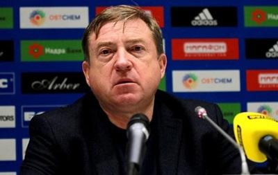 Тренер Говерлы выступает за перенос старта Премьер-лиги