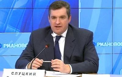 Госдума России может рассмотреть вопрос присоединения Крыма